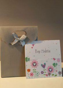 Carte cadeau - L'Atelier 100% Elles