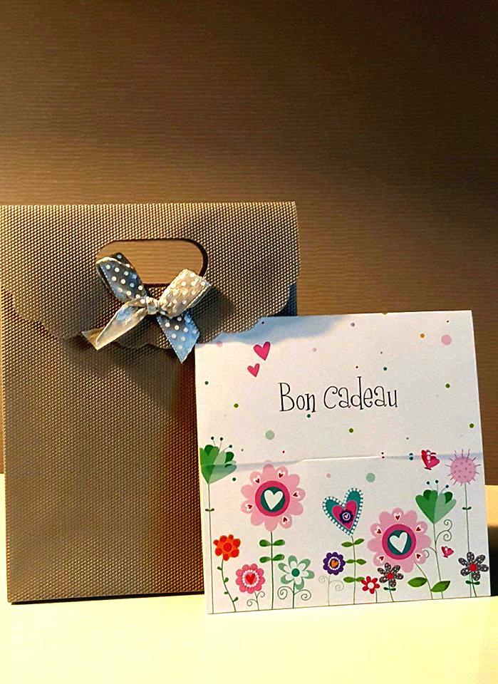 Carte Cadeau – L'Atelier 100% Elles
